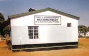 Pawilon kliniki ACA w Nsumbu